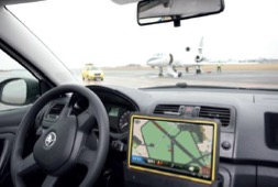 Navigation and surveillance systems in vehicles